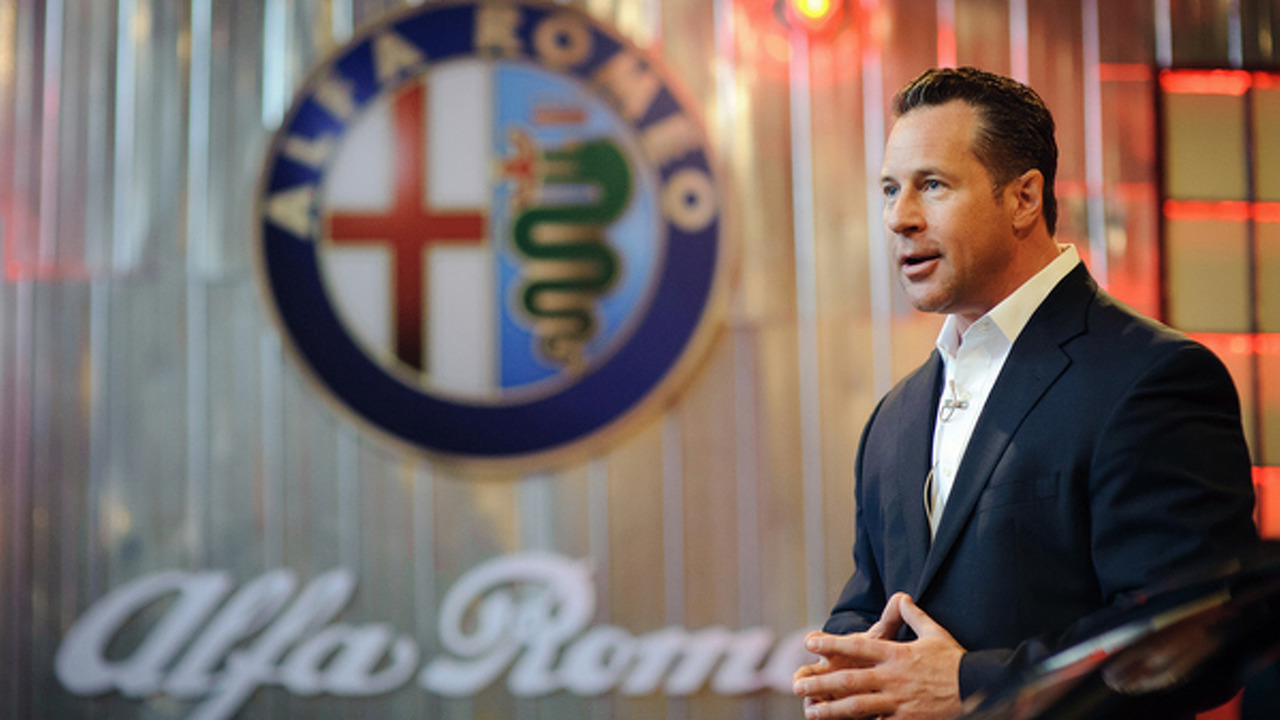 Reid Bigland named CEO of Alfa Romeo and Maserati