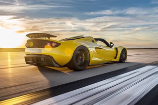 Hennessey Might Have Just Broken the World Speed Record…Again
