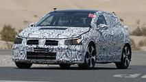 2017 Volkswagen Polo spy photo