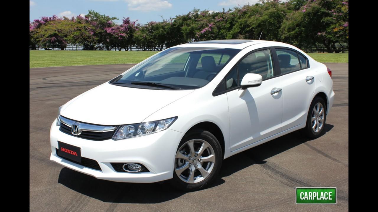 Novo Honda Civic 2011/2012: será assim?