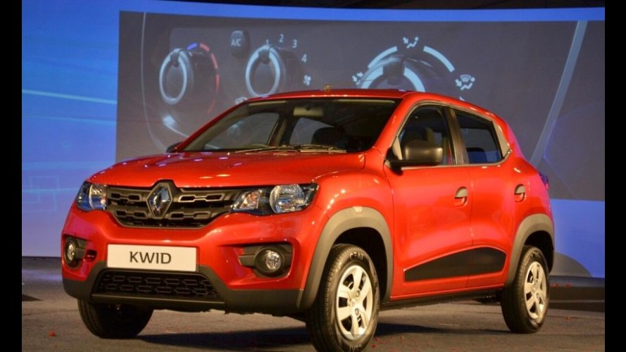 Futuro brasileiro, Renault Kwid aparece pela primeira vez em comercial - vídeo