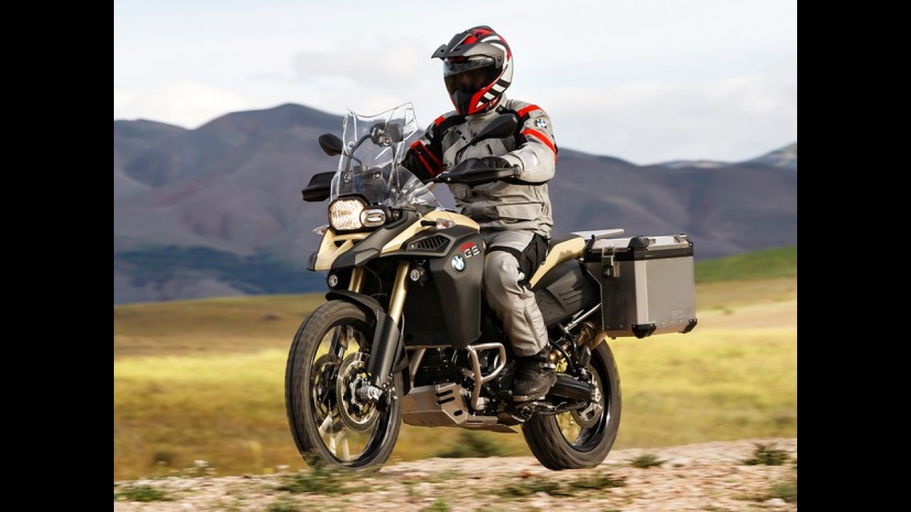 F800 GS Adventure será atração da BMW no Salão Duas Rodas