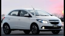 Chevrolet Onix tem preços reajustados; versão top custa R$ 43.690