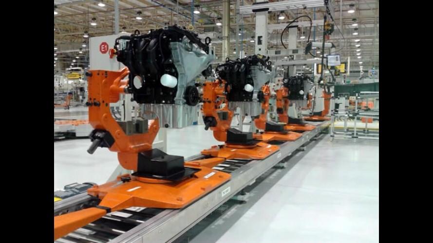 Ford apresenta inédito motor 1.0 três cilindros de 85 cv do novo Ka