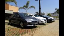 Volta Rápida: Honda City 2015 evolui e invade terreno dos sedãs médios