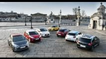 Europa em cores: Preto é cor automotiva preferida pelos consumidores do Velho Continente