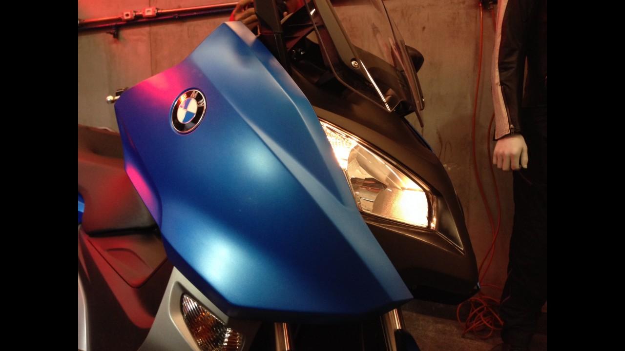 BMW lança maxiscooter C600 Sport por R$ 52 mil