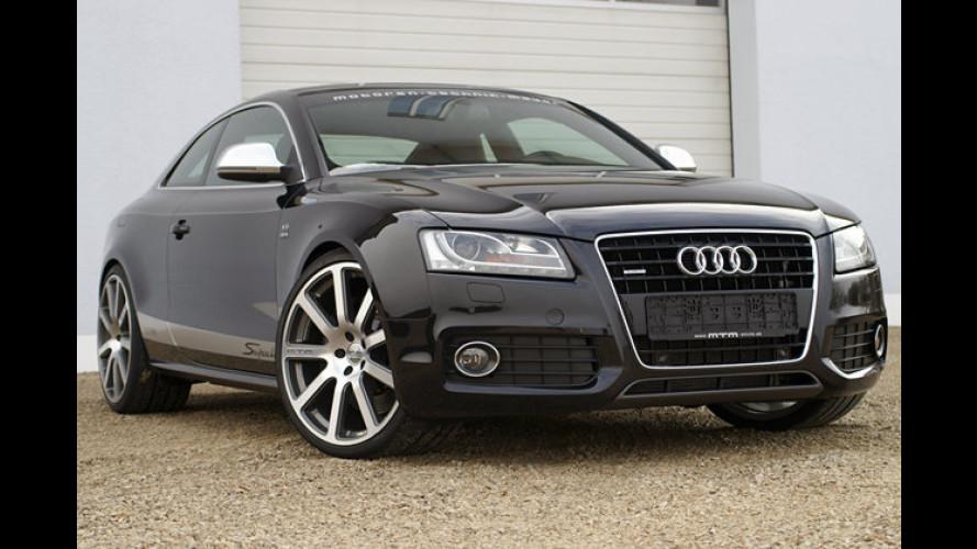 Audi S5 mit Kompressor-Power: Der MTM GT Supercharged