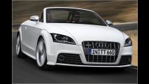Neuheitenflut bei Audi
