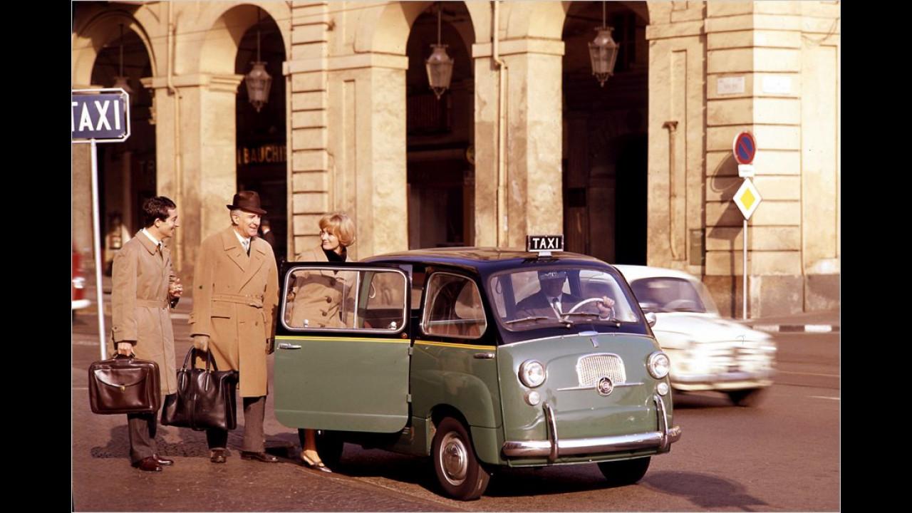 Fiat 600 Multipla (1956)