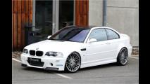 300 Sachen im BMW M3