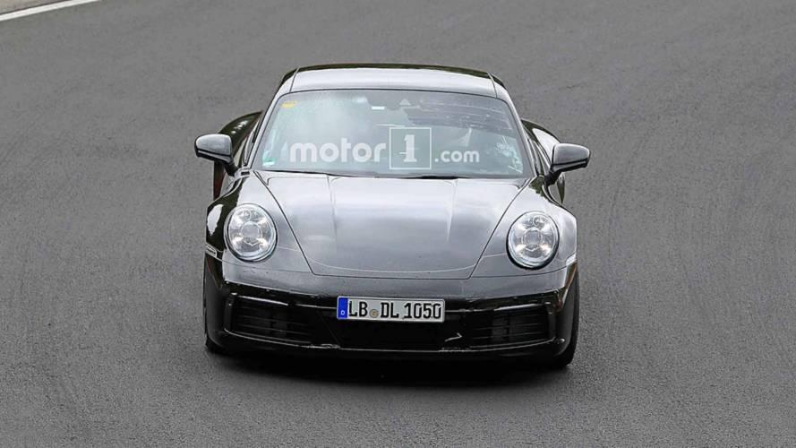 Next-Gen Porsche 911 Spy Shots