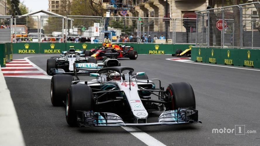 2018 F1 Azerbaijan GP: Hamilton Wins Crazy Race As Red Bull Implodes