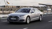 Audi A8 – Dynamic All-Wheel Steering