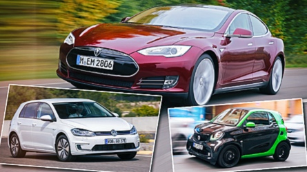 Die zehn beliebtesten gebrauchten Elektroautos