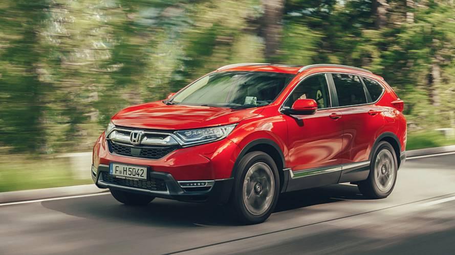 Neuer Honda CR-V (2018) im Test