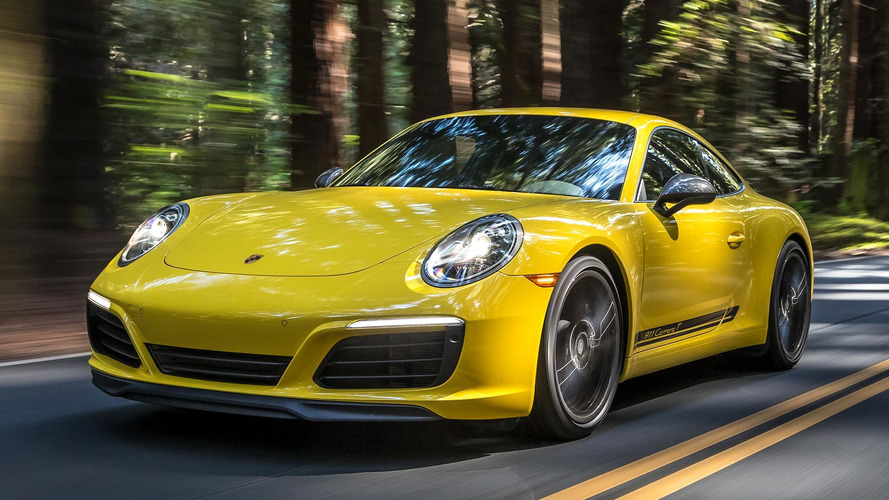 2018 Porsche 911 Carrera T first drive: Teeing it up