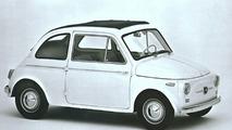New Fiat 500: 1957-1960