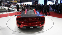 Abt Sportline R8 GT S goes topless in Geneva
