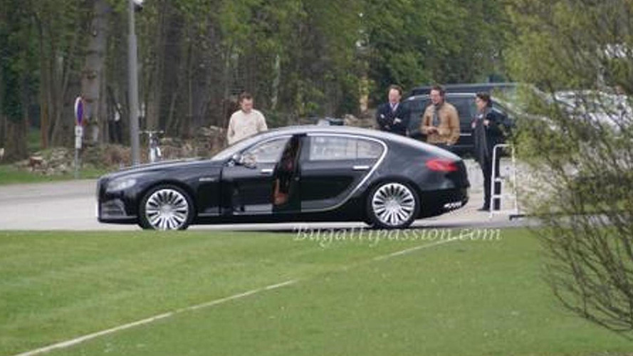 bugatti 16c galibier spotted out about. Black Bedroom Furniture Sets. Home Design Ideas