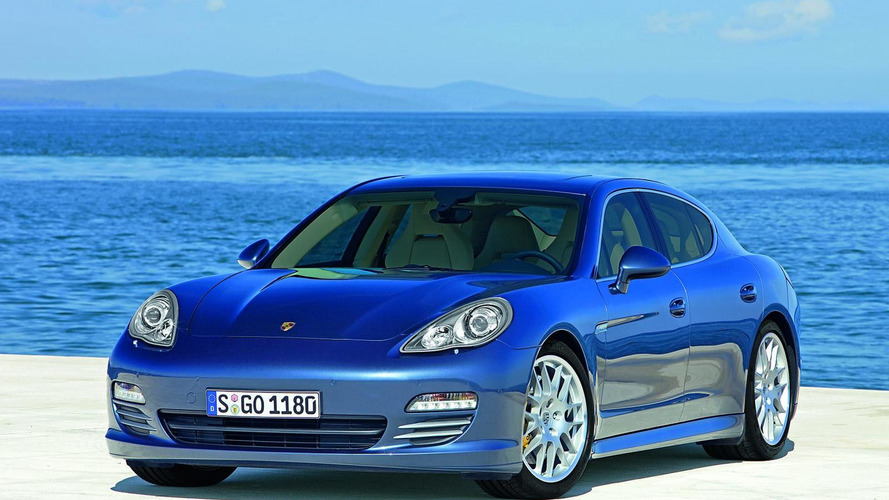 More details on upcoming 2012 LWB Porsche Panamera