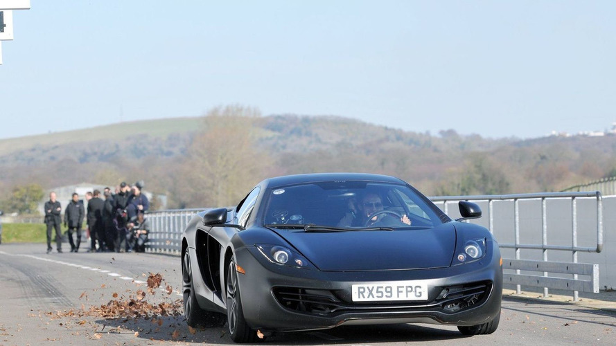 McLaren MP4-12C Initial Sales Strong [Video]