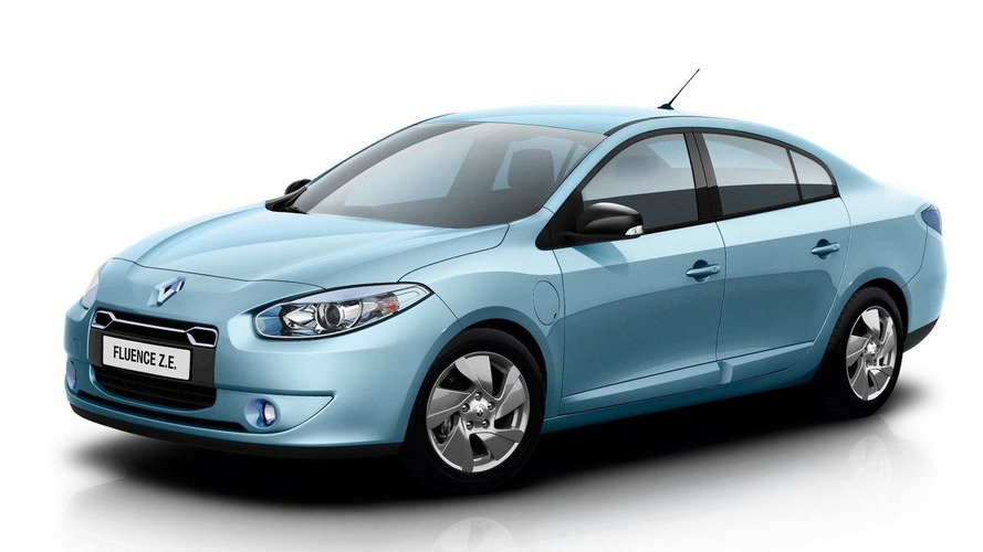 Renault quietly pulls the plug on the Fluence Z.E. - report
