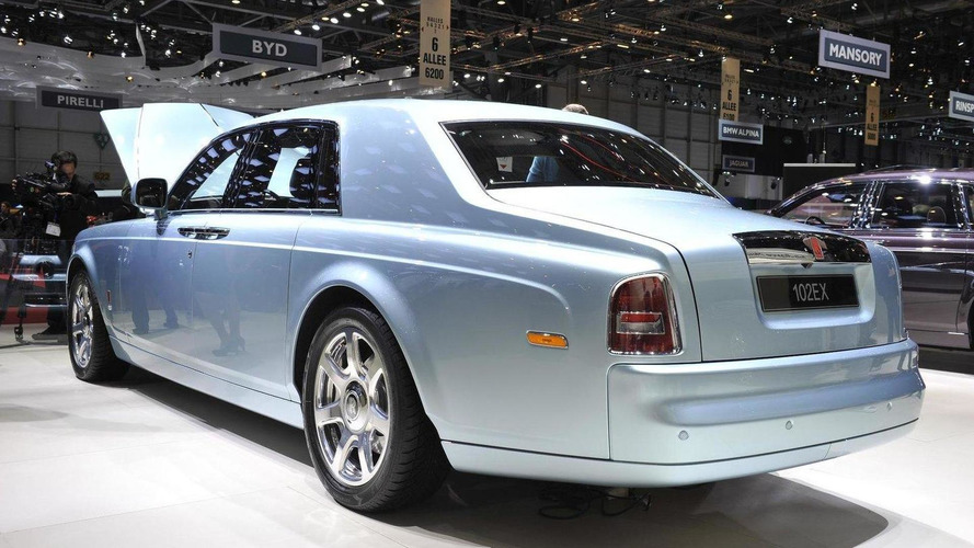 Rolls-Royce EV production looks doubtful