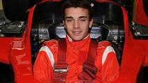 Jules Bianchi , Tests for Scuderia Ferrari - Formula 1 Testing, Jerez