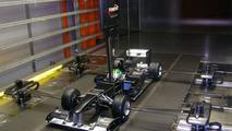 Lotus F1 Racing Wind Tunnel Model C