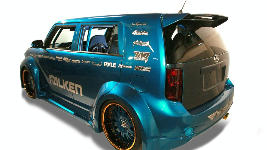 Mummbles Marketing Tuner Challenge Scion xB for SEMA