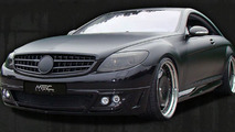 MEC Design CL-Class W216 2face body kit