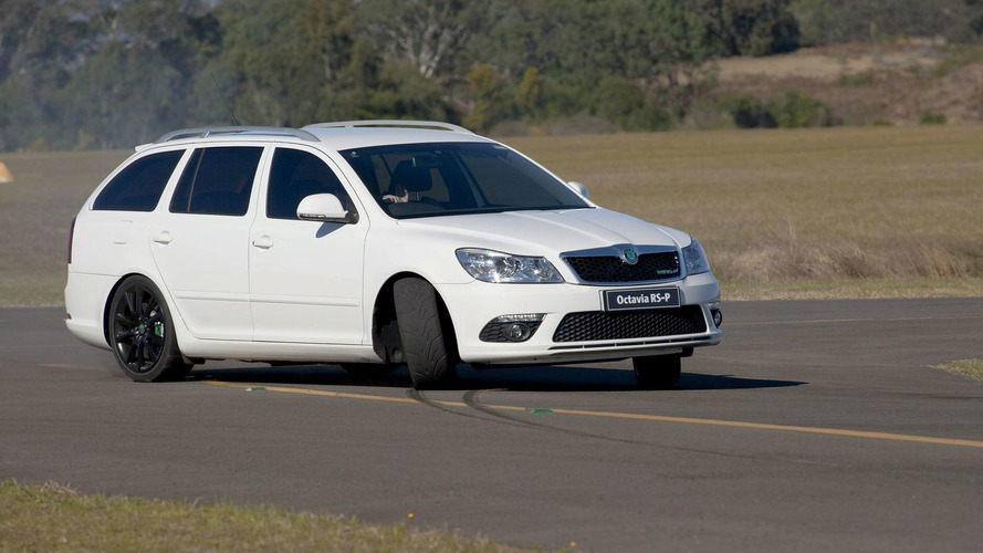 Skoda Octavia RS-P with 258hp Unleashed Down Under