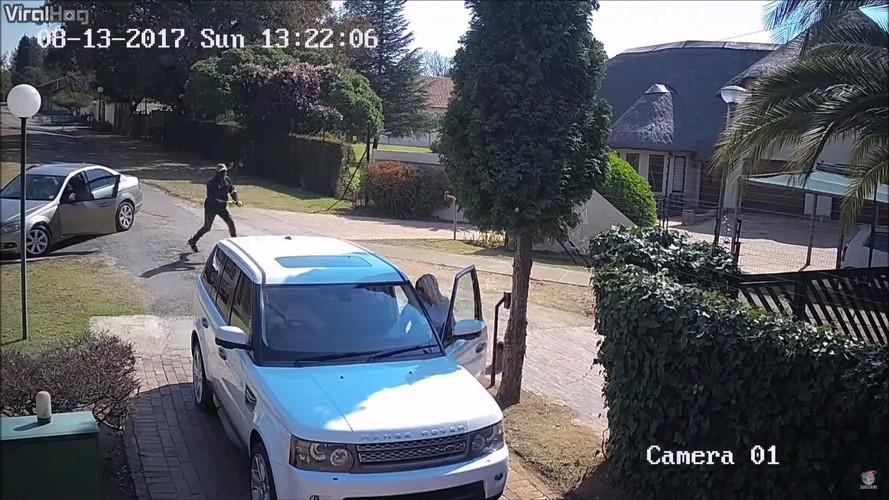 Fényes nappal, fegyverrel akartak autót lopni Dél-Afrikában