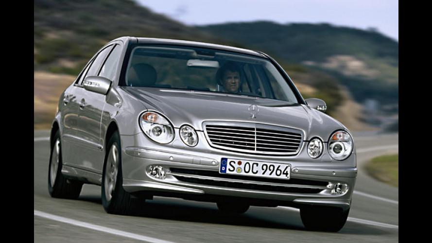 Mehr Leistung: Neuer V6-Motor für Mercedes E-Klasse