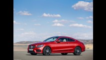 2017 Mercedes C Class Coupe