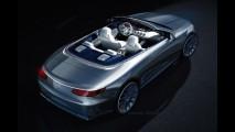 Frankfurt Lansmanı Öncesi Mercedes S-Class Cabrio'dan İlk Görüntüler