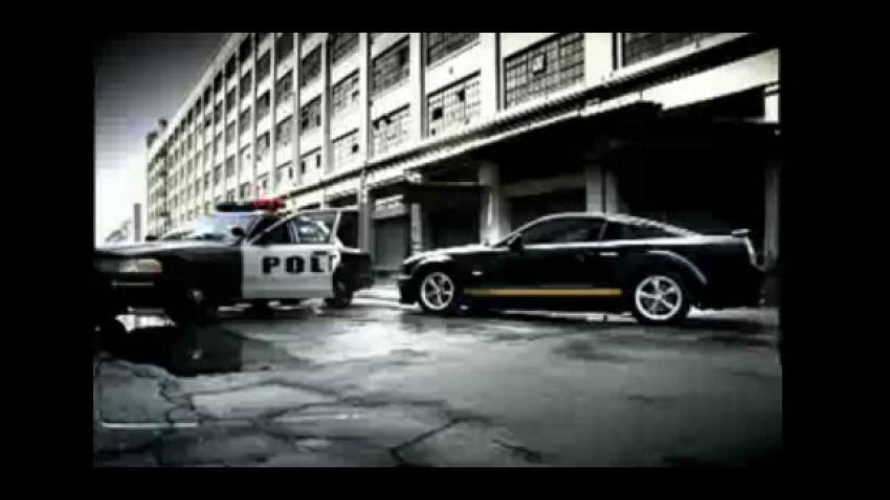 Vídeo - Comercial do Novo Ford Mustang GT mostra perseguição policial