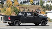 2018 Ram 1500 Mega Cab Spy Shots