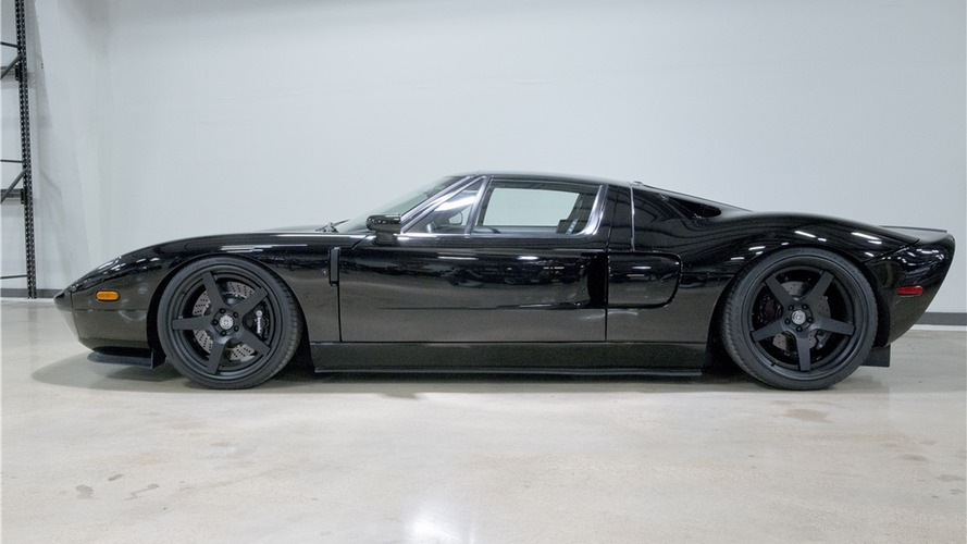 Gas Monkey Garage's 800-horsepower Ford GT is up for sale