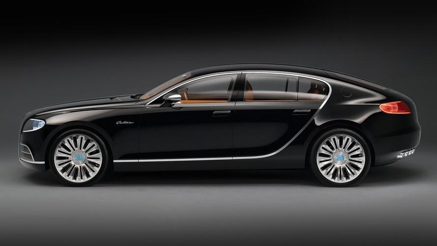 Bugatti Admits Chiron Successor Could Be 4-Door Model Due 2024