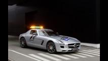 Mercedes AMG F1 Safety Car e Medical Car 2012
