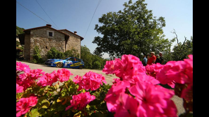 Subaru sceglie Andrea Navarra per il Tricolore 2009