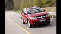 Dodge Journey con iPod di serie