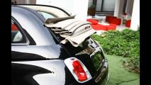 La Fiat 500C al Fiat Open Lounge Milano
