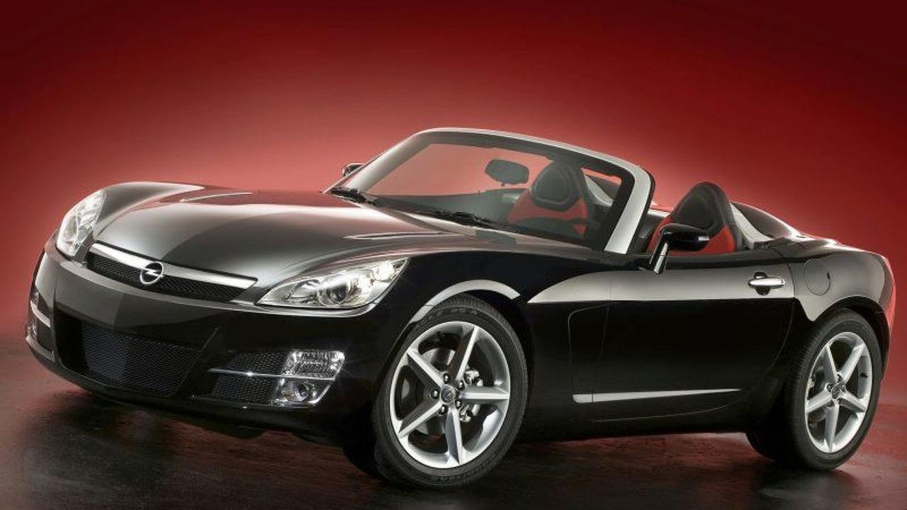 New Opel GT