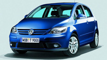 Volkswagen Golf Plus Tour Edition